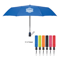 "42"" Arc Automatic Telescopic Umbrella"